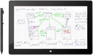 TimeStudy T1 Microsoft Surface 4 Pro