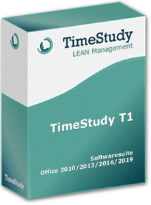 TimeStudy T1 Software-Suite