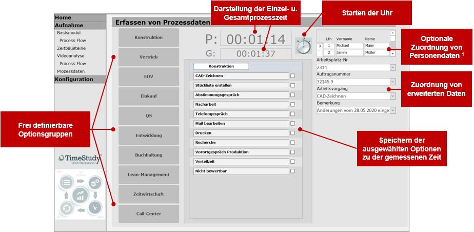 Prozessdatenerfassung